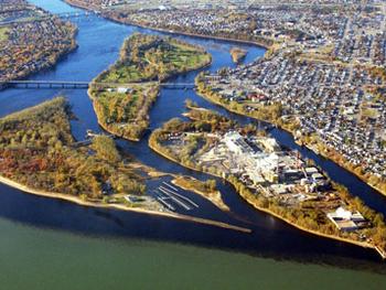 Trois-Rivières et plein air de proximité