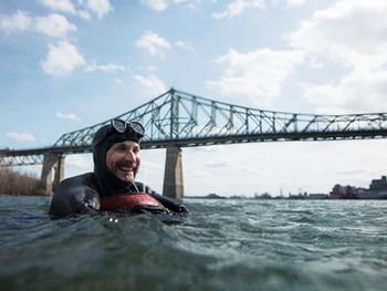 Montréal, pour une plongée en apnée plus urbaine!