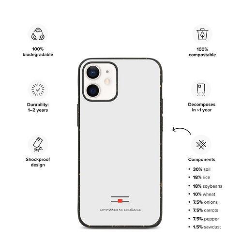 Signature Biodegradable iPhone Case
