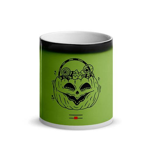 Glossy Magic Mug PUMPKIN
