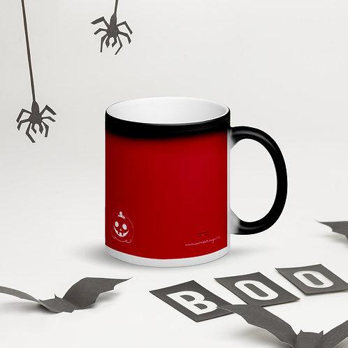 Matte Black Magic Mug R
