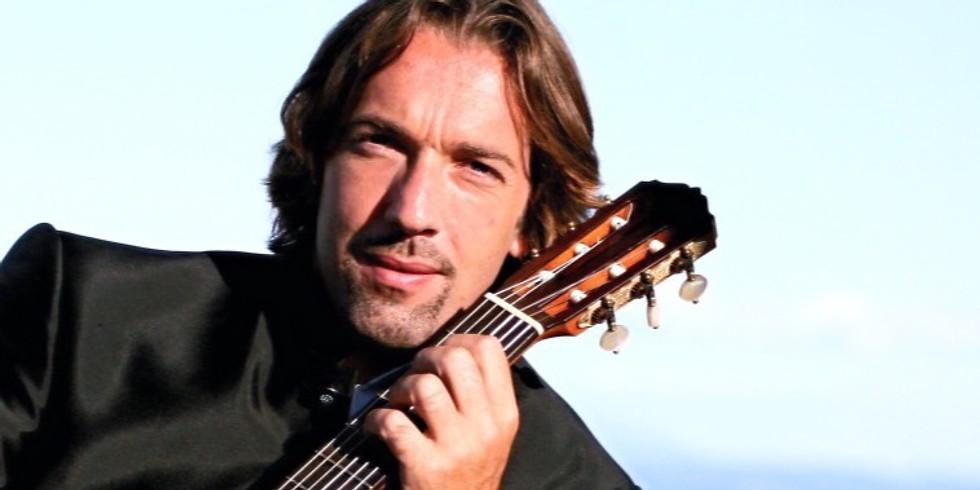 Adriano del Sal, chitarra