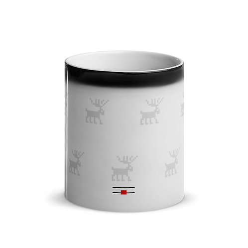 Glossy Magic Mug DEER