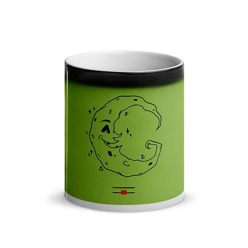 Glossy Magic Mug MOON
