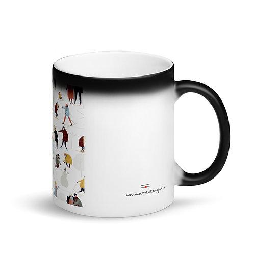 Matte Black Magic Mug WINTER20