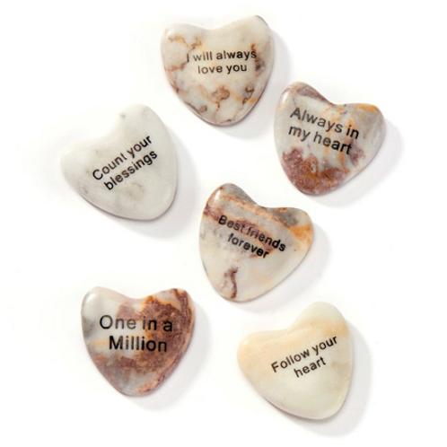 Marble Heart Token