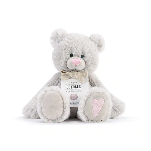 October Birthstone Bear