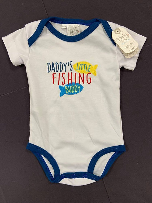 Fishing Buddy Onesie