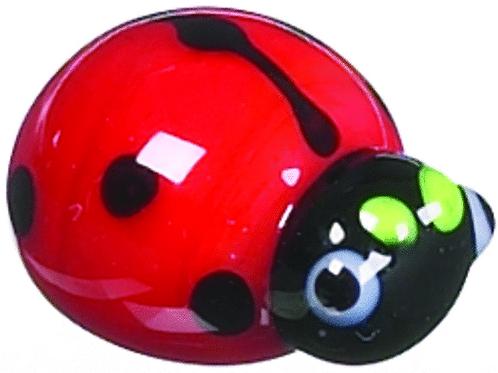 Tiny Little Ladybug Charm