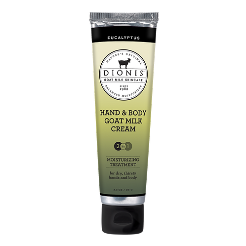 Eucalyptus Goat Milk Hand & Body Cream
