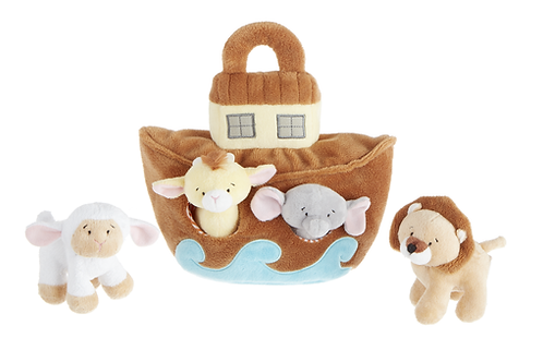 Noah's Ark Learn & Grow Playset