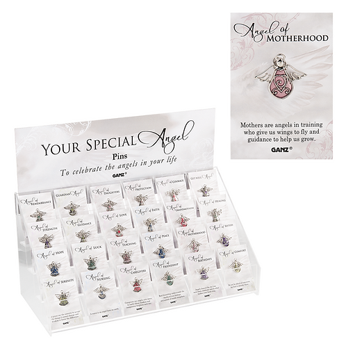 Your Special Angel Pin