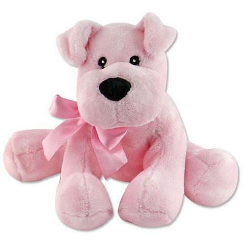 Comfy Pink Dog