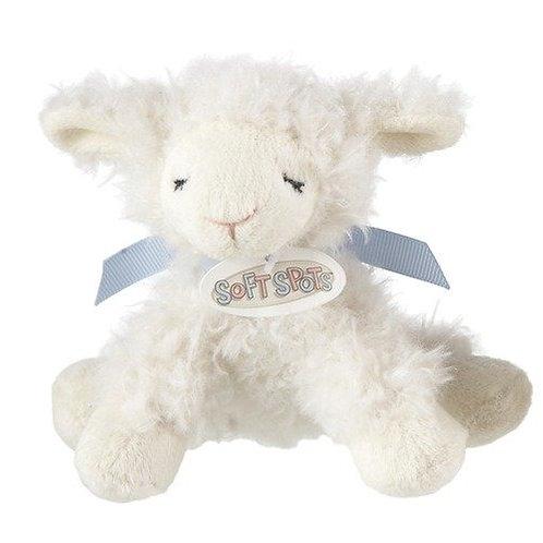 Sheep Soft Spots Rattle