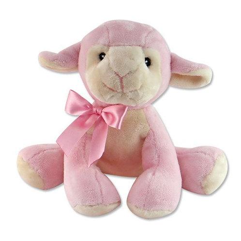 Comfy Pink Lamb