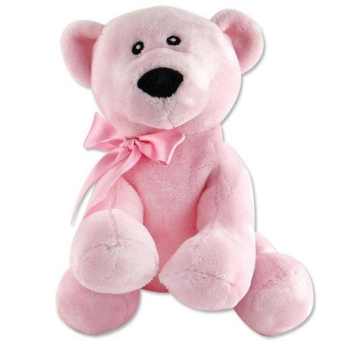 Comfy Pink Bear