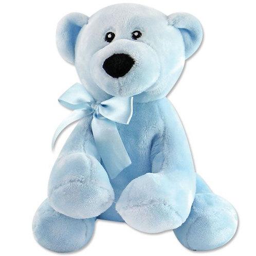Comfy Blue Bear