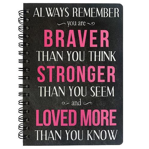 Always Remember Hard Journal