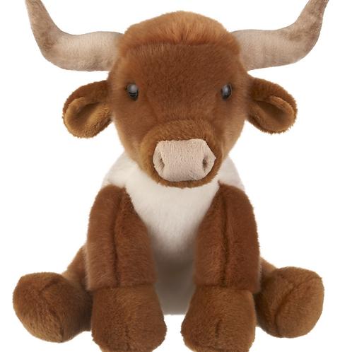 Heritage Longhorn Bull