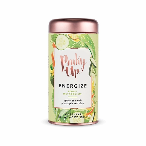 Energize Herbal Tea by Pinky Up®