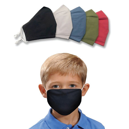 Child Solid Mask