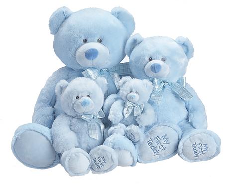 My First Teddy Blue