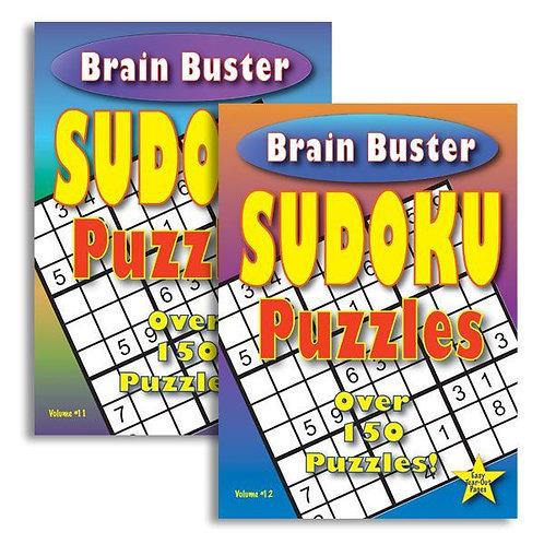 Sudoku Brain Buster