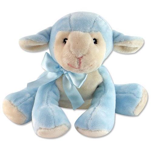 Comfy Blue Lamb