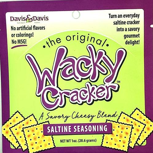 Wacky Cracker Seasonings