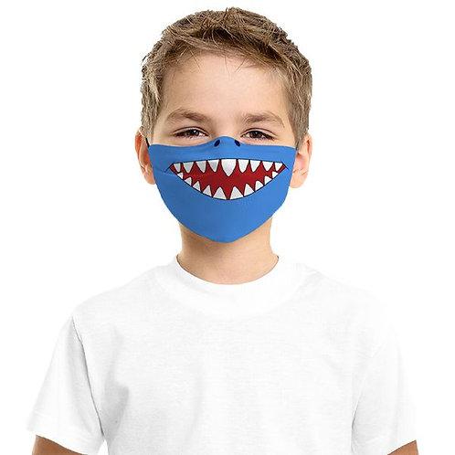Child Animal Print Mask