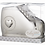 Thumbnail: Silver-Plated Baby Bootie Bank