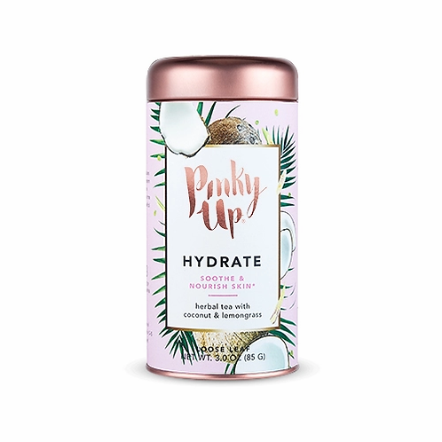 Hydrate Herbal Tea by Pinky Up®