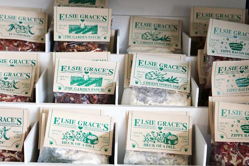 Elsie Grace's Dips