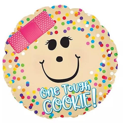 Tough Cookie Mylar Balloon