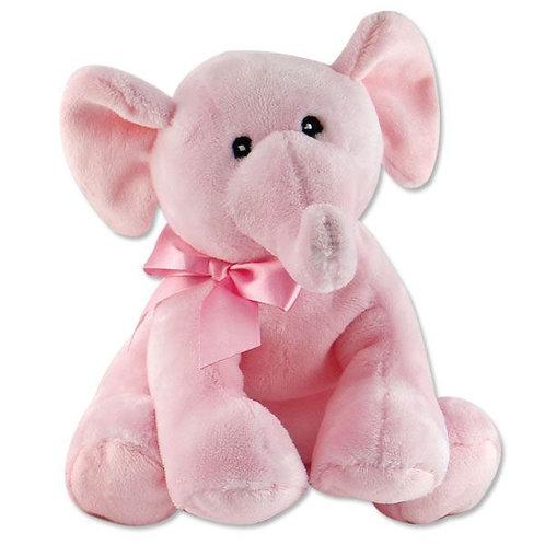 Comfy Pink Elephant
