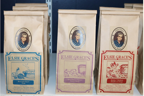 Elsie Grace's Soup Mixes