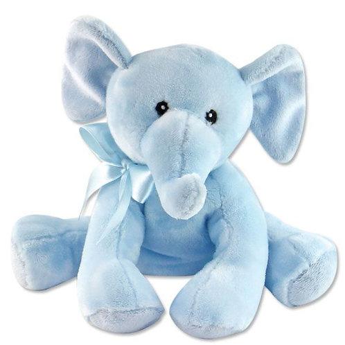 Comfy Blue Elephant