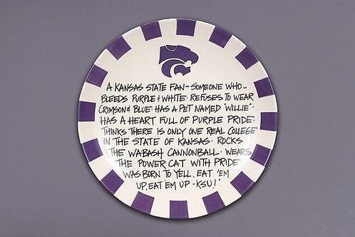 Define Fan Platter