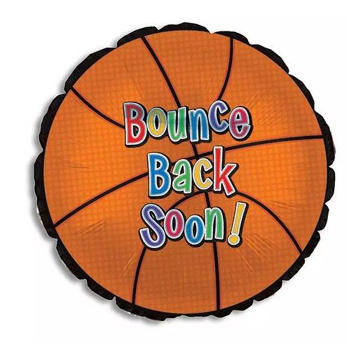 Bounce Back Soon Mylar Balloon