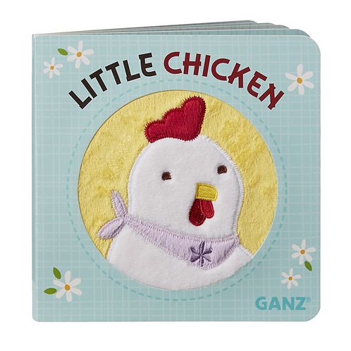 Little Chicken Book