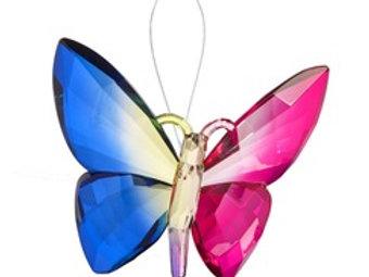 Crystal Rainbow Butterfly
