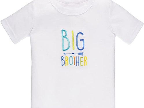 Big Brother Embroidered Tee
