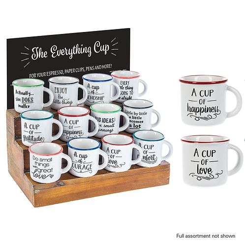 The Everything Cup