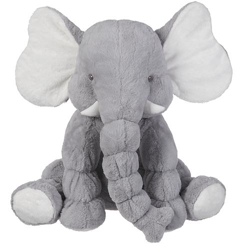 Grey Jelly Bean Elephant