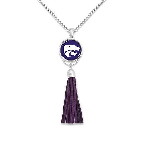 KS Tassel Necklace/Earrings