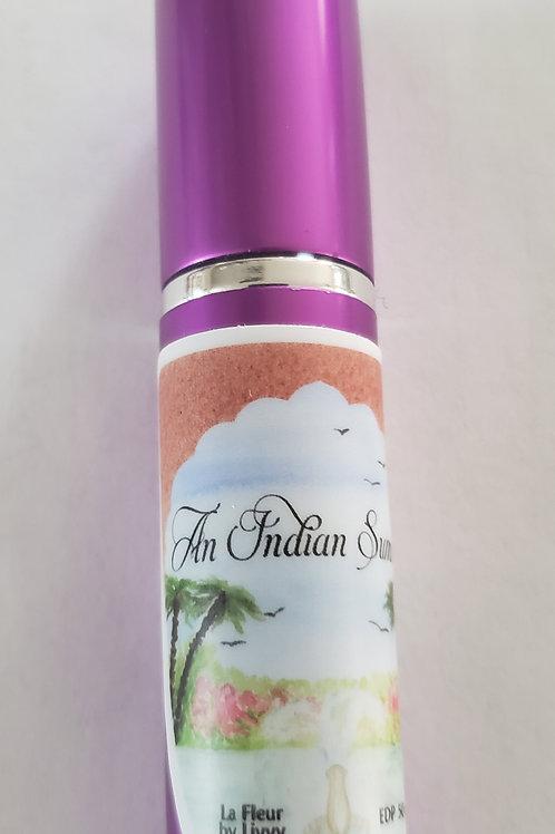 An Indian Summer - Mini Purple Atomizer in 5 ml