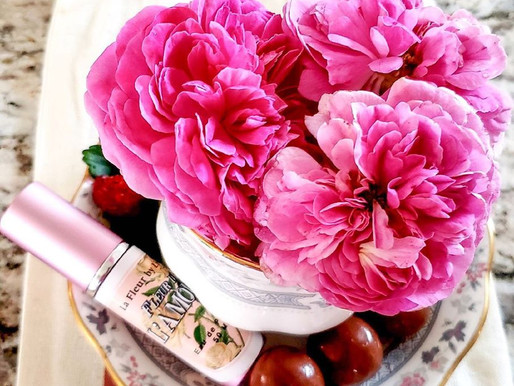 We are mad about flowers - but let's talk about Roses for a second