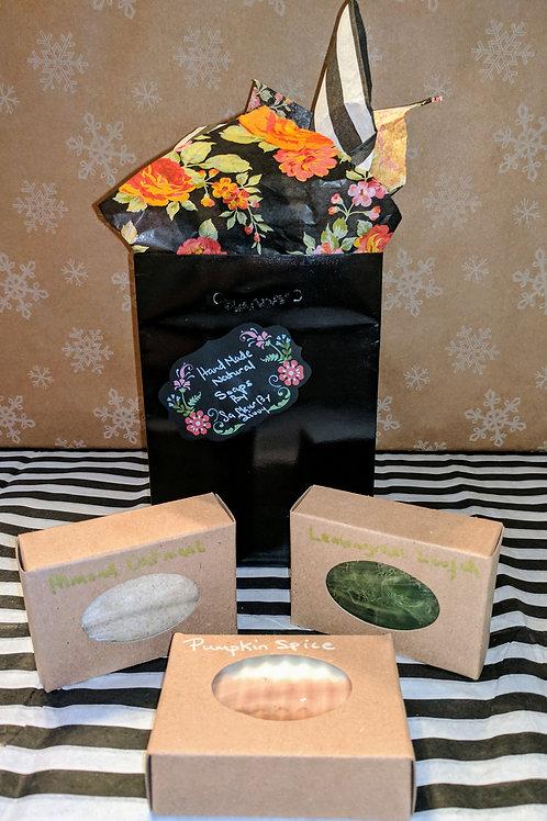 Soap Gift Bag