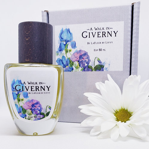 A Walk In Giverny Natural Perfume