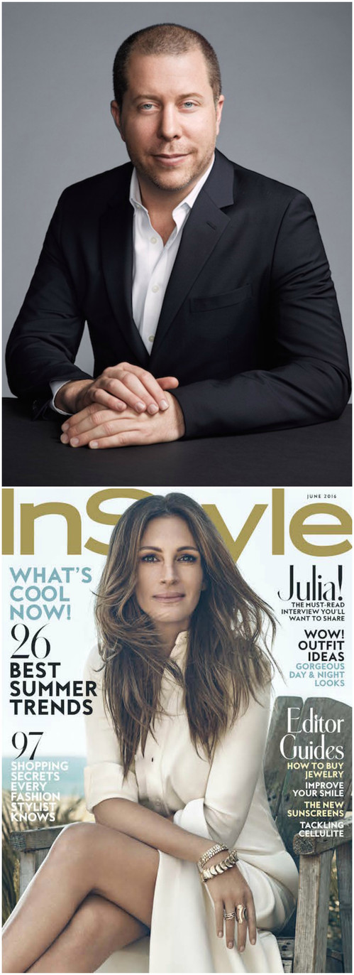 """E-Commerce Is What's """"In"""" for InStyle This Fall"""